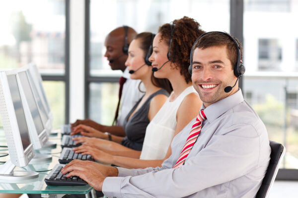 Government Call Centre Services
